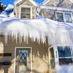 Ice Dams and Roof Damage: Does Waterflow And Drainage UpHill