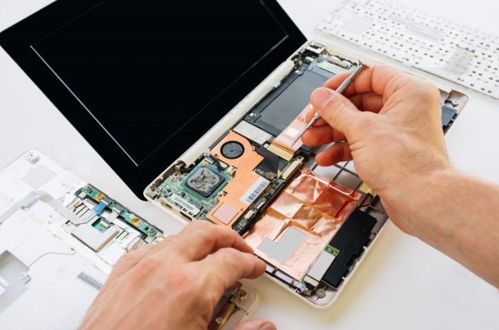 5 Ideas for Fixing Laptop Computers
